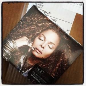 My Janet CD